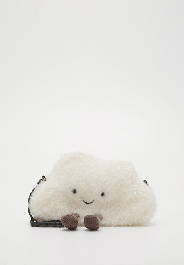 AMUSEABLE CLOUD BAG - Skulderveske - white