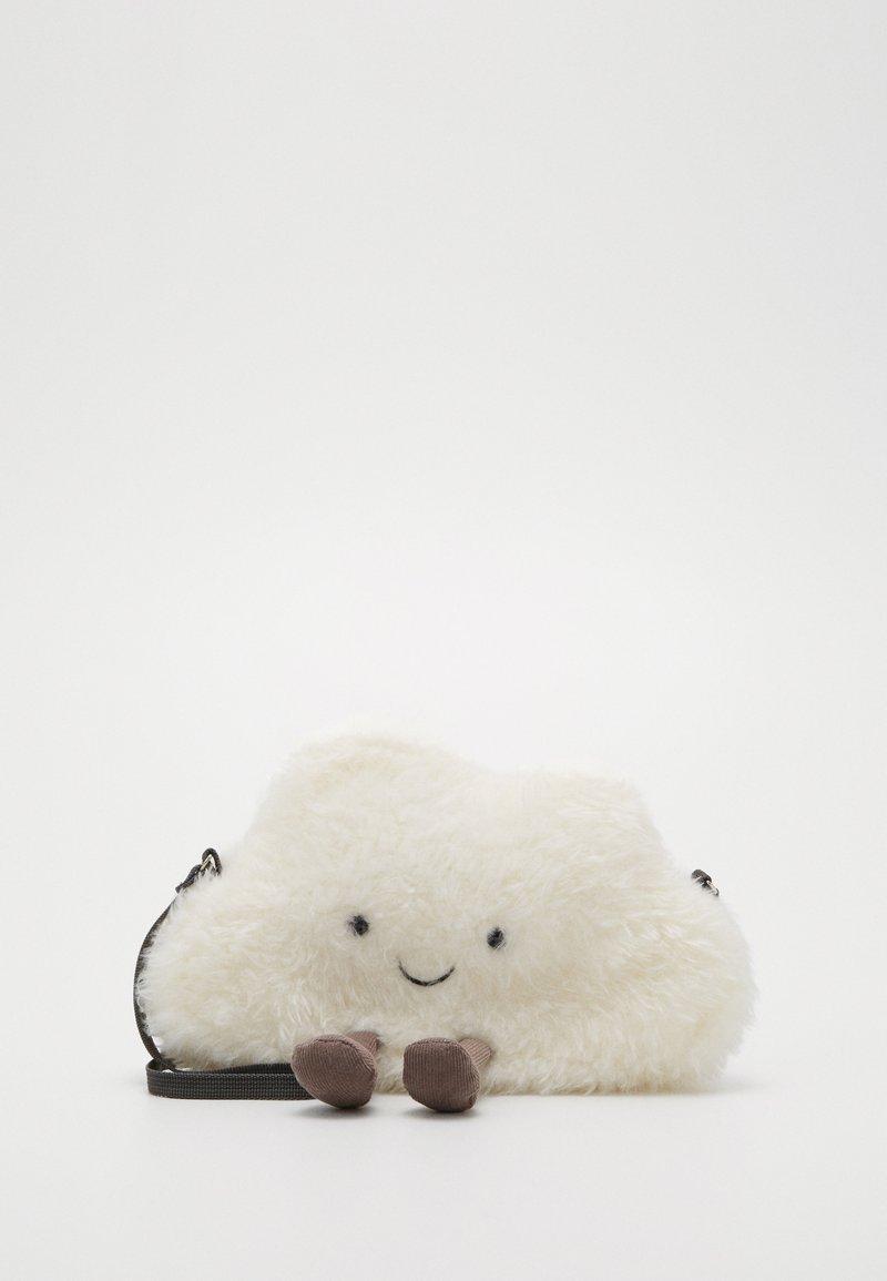 Jellycat - AMUSEABLE CLOUD BAG - Taška spříčným popruhem - white