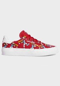 adidas Originals - DISNEY SPORT GOOFY - Skate shoes - red - 2