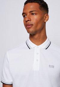 BOSS - PADDY  - Polo shirt - white - 6
