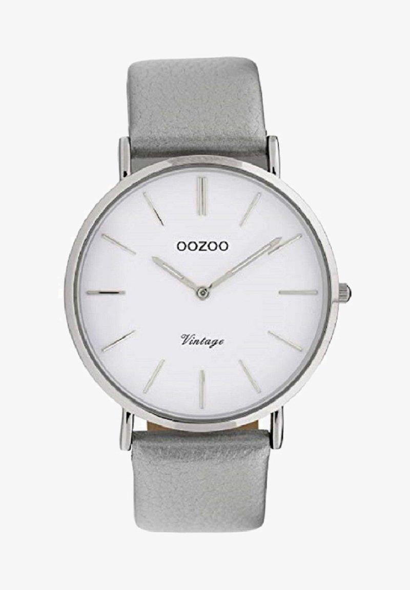 OOZOO - VINTAGE - Watch - silber