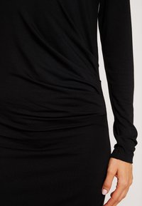 Vila - Day dress - black - 4