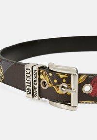 Versace Jeans Couture - Cintura - black/gold - 3