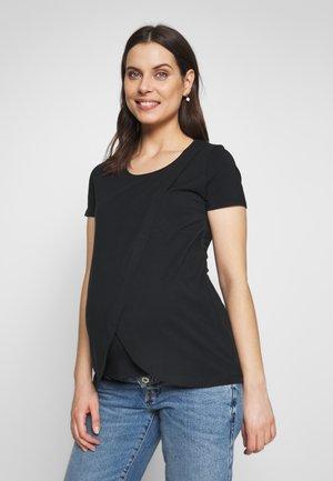 MLLEA - T-shirt basic - black