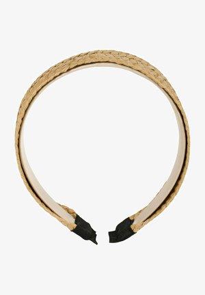 Hair styling accessory - braun