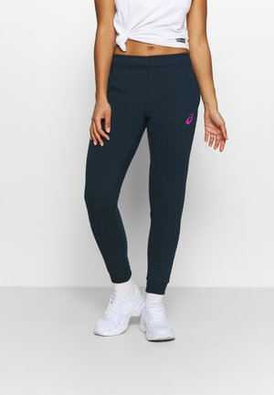 BIG LOGO PANT - Pantalones deportivos - french blue/digital grape