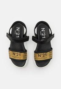 N°21 - Sandals - black - 3