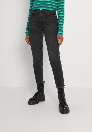 ORIGINAL - Straight leg jeans - offblack