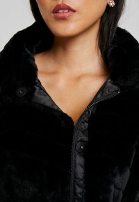Anna Field - Classic coat - black - 3