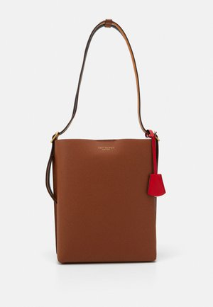 PERRY BUCKET BAG - Handtasche - light umber