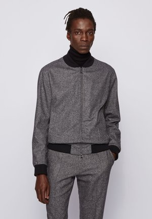 NOLWIN - Strickjacke - grey