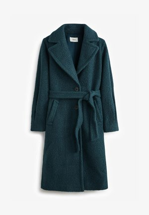 BOUCLÉCOAT - Classic coat - teal