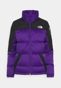 DIABLO JACKET - Down jacket - peakpurple/black