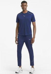 Puma - COOL  - Print T-shirt - elektro blue - 1