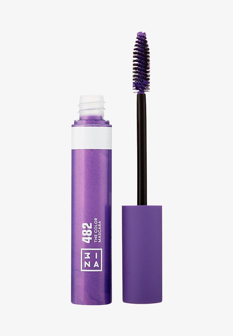 3ina - THE COLOR MASCARA - Mascara - 482 purple