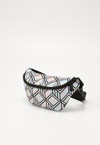 adidas Originals - FOR HER SPORTS INSPIRED WAISTBAG - Ledvinka - silver - 3