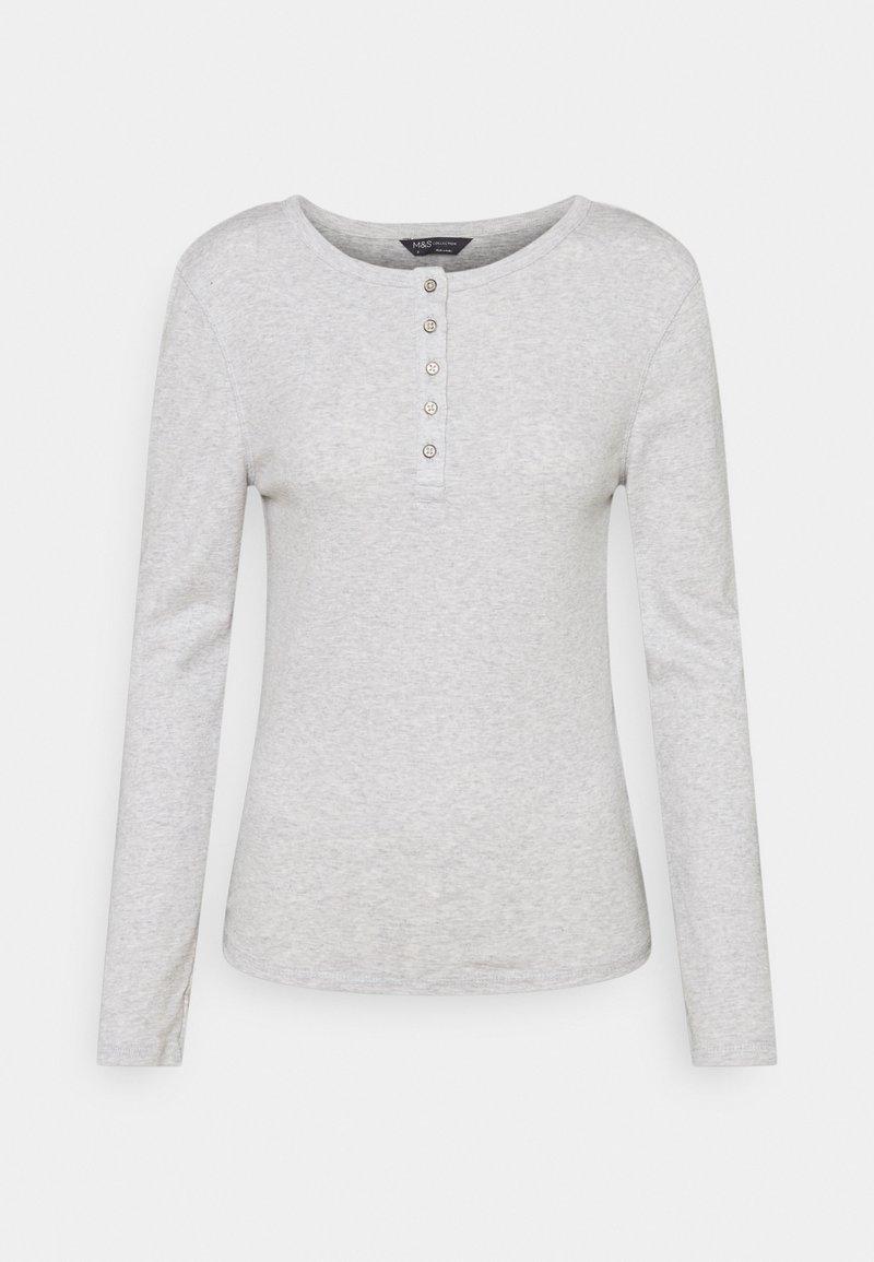 Marks & Spencer London - SCOOP HENLEY - Long sleeved top - grey