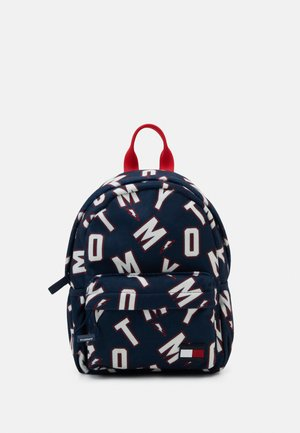 BTS KIDS CORE MINI BACKPACK - Reppu - blue