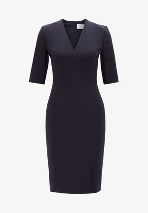 DALENO - Shift dress - dark blue