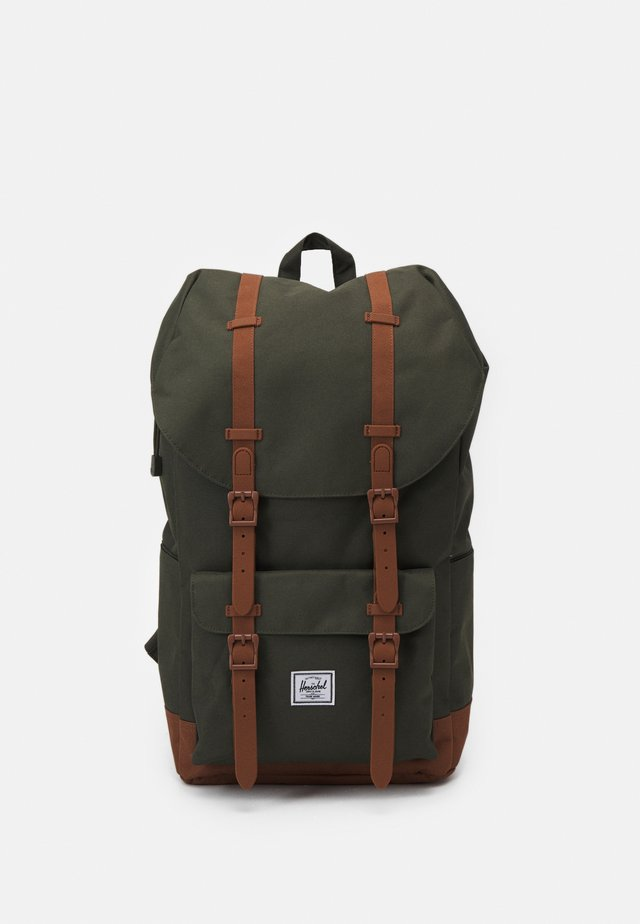 LITTLE AMERICA UNISEX - Tagesrucksack - forest night