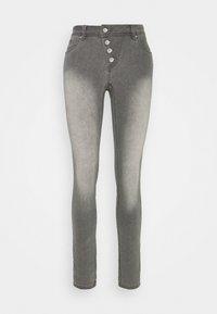 Buena Vista - MALIBU - Slim fit jeans - 4221-grey denim - 0