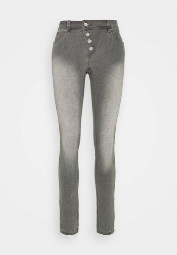 MALIBU - Slim fit jeans - 4221-grey denim