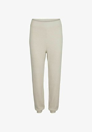 Trousers - beige/off-white