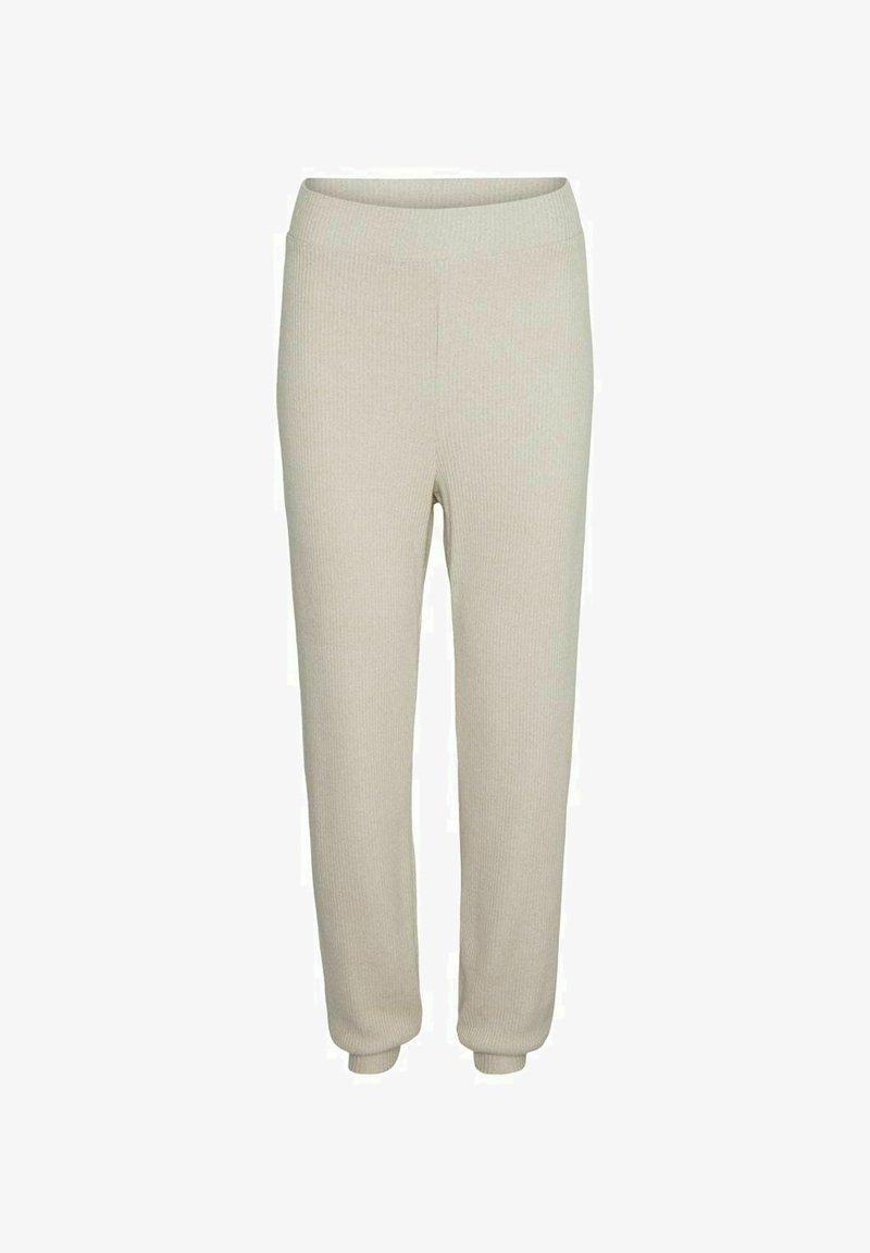 Vero Moda - Trousers - beige/off-white
