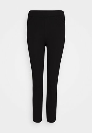 PERFECT PANT BACKSEAM SKINNY - Legginsy - classic black