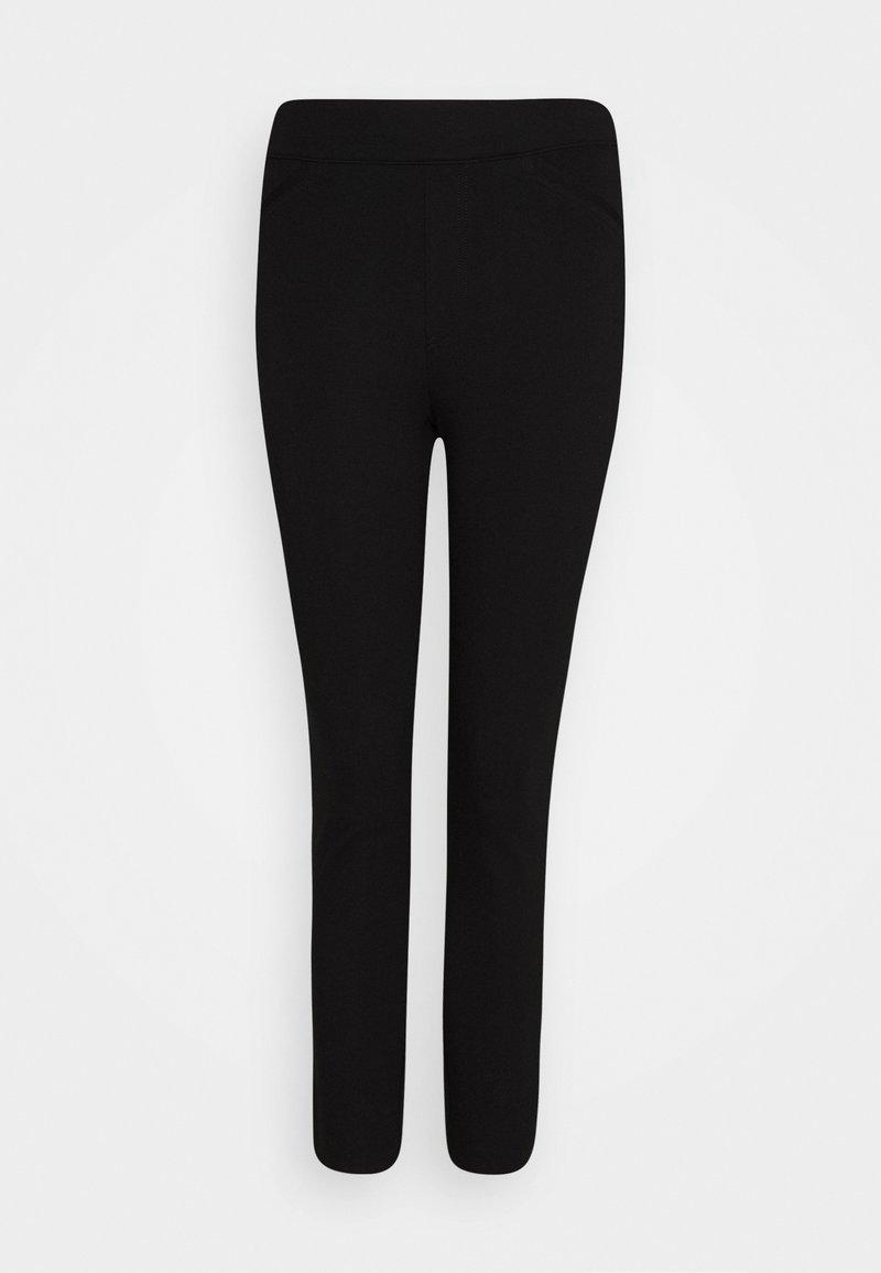 Spanx - PERFECT PANT BACKSEAM SKINNY - Leggings - Stockings - classic black