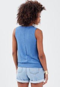 Cache Cache - Blouse - bleu clair - 2