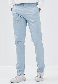 BONOBO Jeans - INSTINCT - Chino - bleu ciel - 0