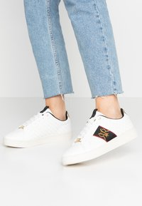 River Island - ROVER TRAINER - Trainers - white - 0