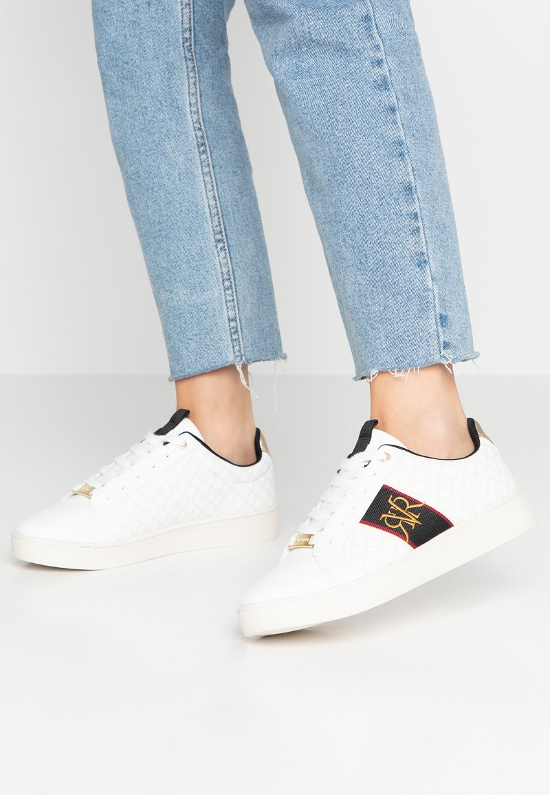 River Island - ROVER TRAINER - Trainers - white