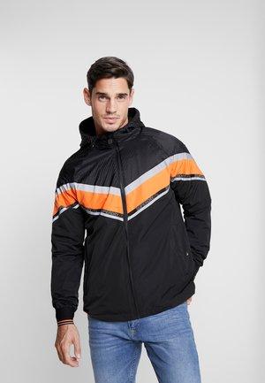ECLIPSE CAGOULE - Summer jacket - black