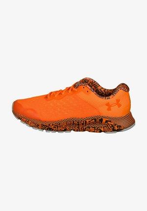 HOVR INFINITE  - Neutral running shoes - blaze orange / blaze orange / reflective
