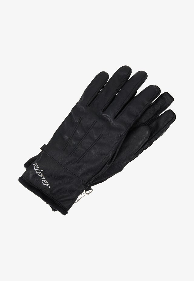 ISALA LADY GLOVE MULTISPORT - Sormikkaat - black
