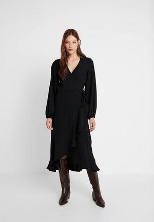 DRESS IDARA - Day dress - black