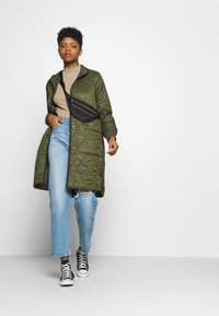 b.young - BYCATJA COAT  - Classic coat - olive night - 1