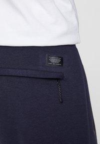 PULL&BEAR - Pantaloni sportivi - dark blue - 5
