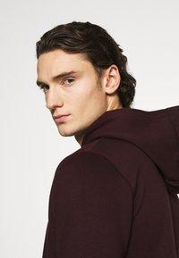 Burton Menswear London - HOOD 2 PACK - Hoodie - bordeaux - 3