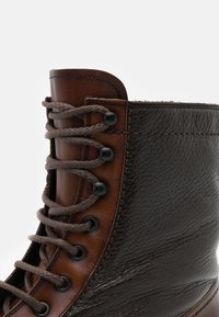 Cordwainer - CHRIS - Lace-up ankle boots - castagna/testa - 3