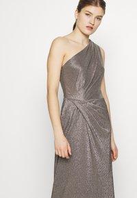 Lauren Ralph Lauren - IONIC LONG GOWN - Vestido de fiesta - antique bronze - 4