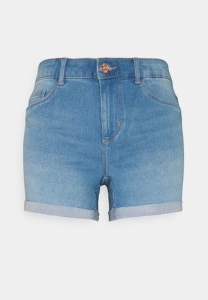ONLROYAL LIFE - Shorts di jeans - light blue denim