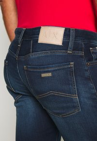 Armani Exchange - Slim fit jeans - indigo denim - 4