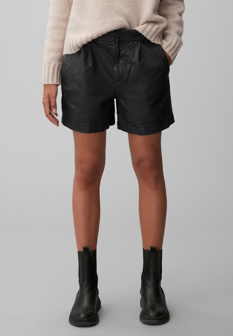Marc O'Polo - Shorts - black