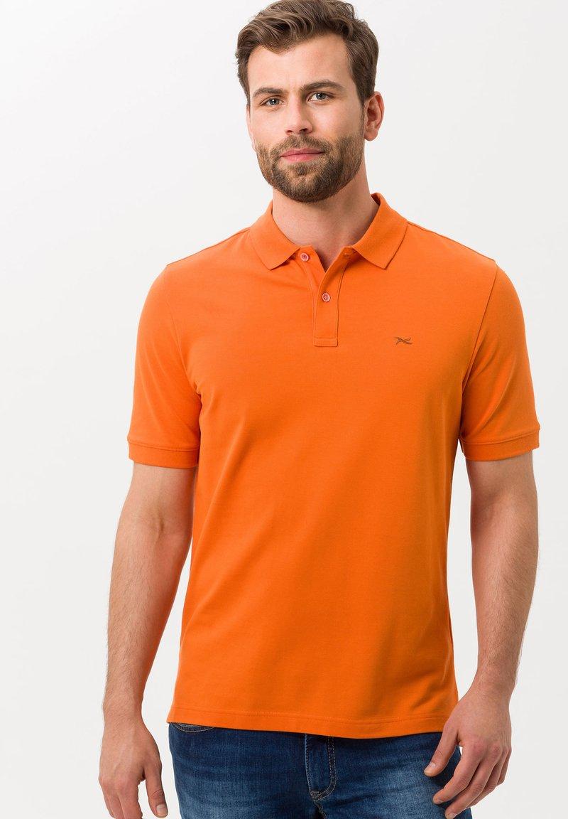 BRAX - STYLE PETE - Polo shirt - dark red