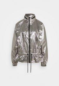 Superdry - HYPER JACKET - Summer jacket - silver - 0