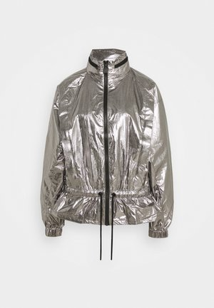 HYPER JACKET - Summer jacket - silver