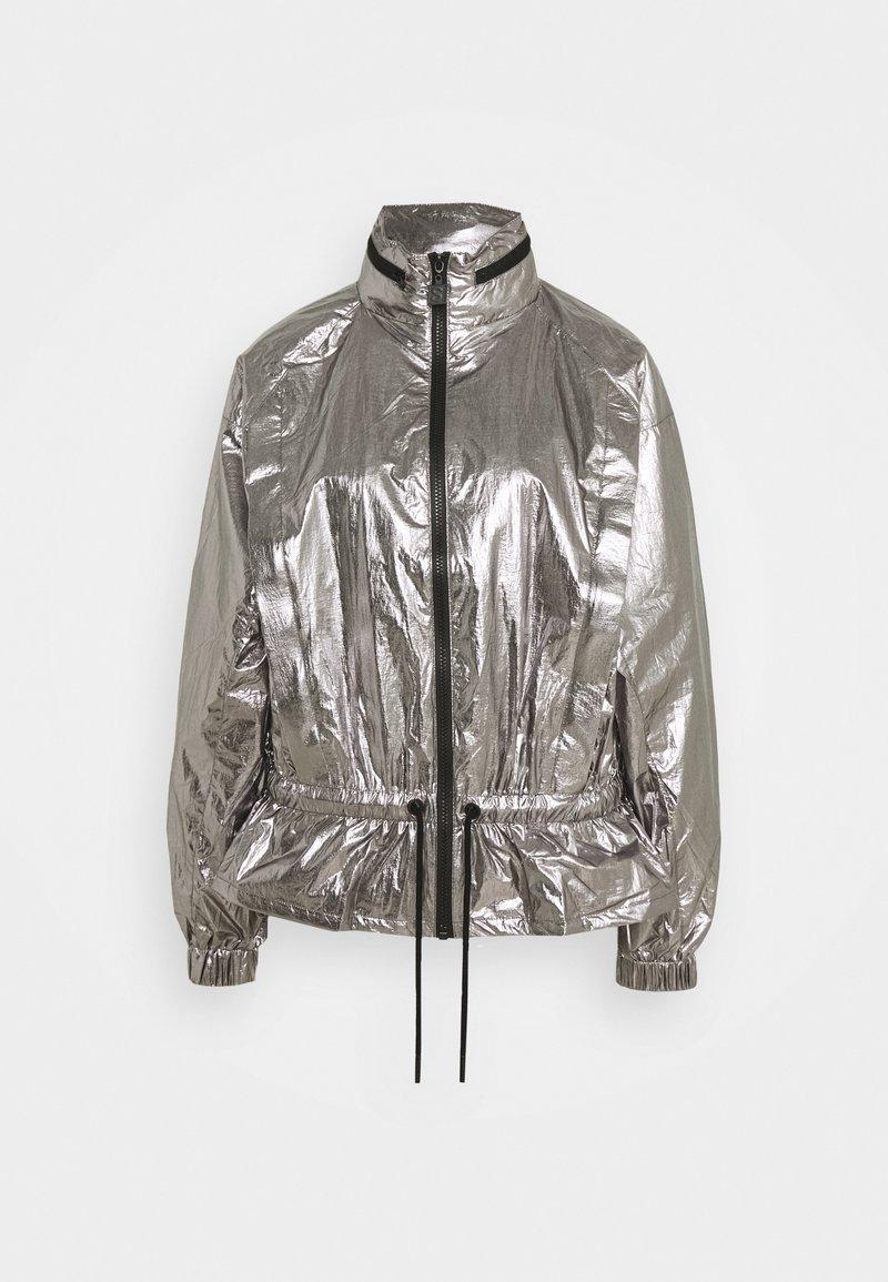 Superdry - HYPER JACKET - Lehká bunda - silver